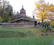 bardejov - derevené kostoly