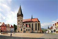 bardejov - kostol