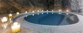 bellevue slaný bazén